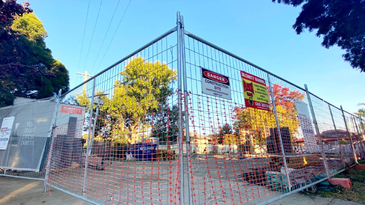A development on Spring Street and another on South Parade will provide 14 new social housing units in Wagga. Picture: Penny Burfitt