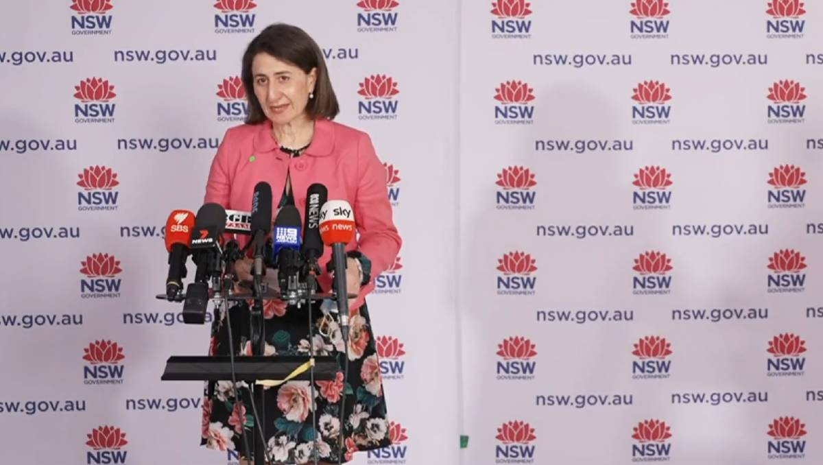 NSW records 1083 cases, Dubbo woman among 13 COVID-19 deaths