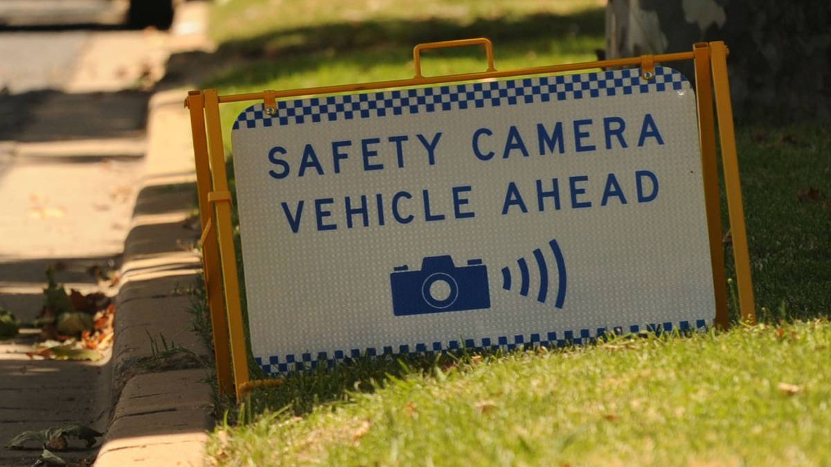 NSW Transport and Roads Minister Andrew Constance has used Wagga's higher-than-average rate of road deaths to justify removing warning signs from mobile speed cameras. Picture: FILE