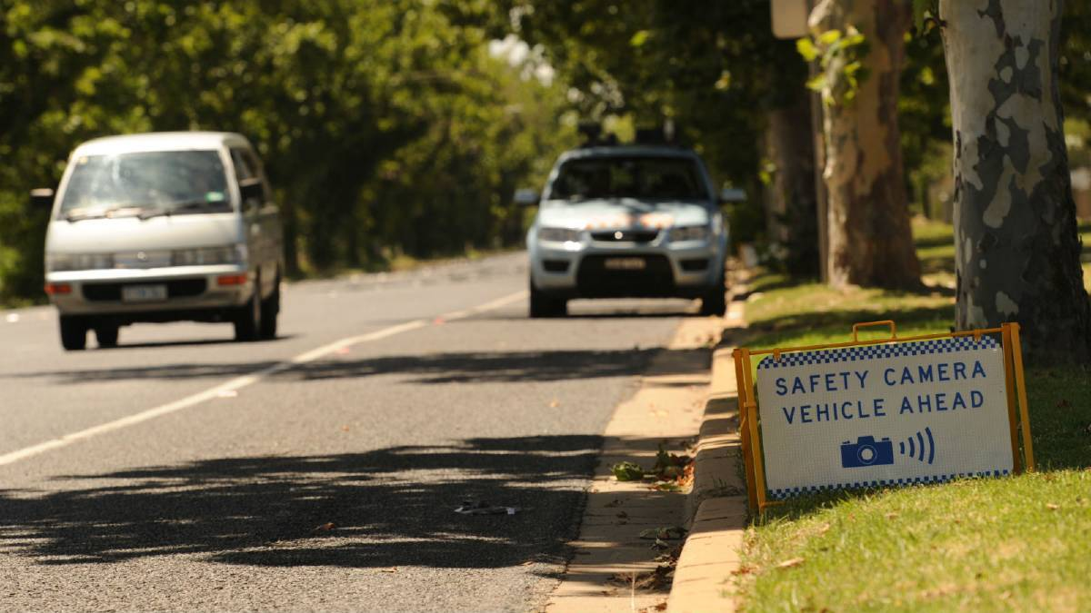 Wagga-based MLC Wes Fang has opposed his own government's policy to remove warning signs for mobile speed cameras. Picture: FILE