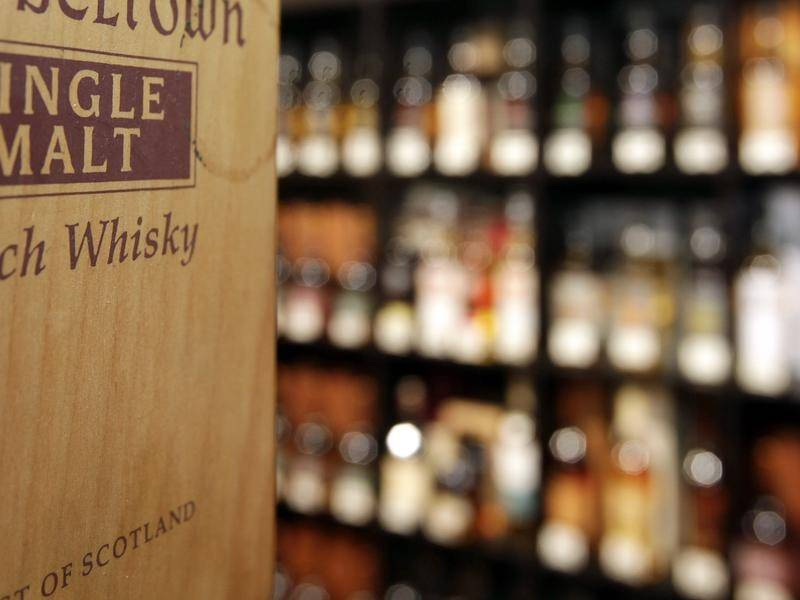 Scotch whisky makers are disappointed the US is maintaining a 25 per cent tariff.