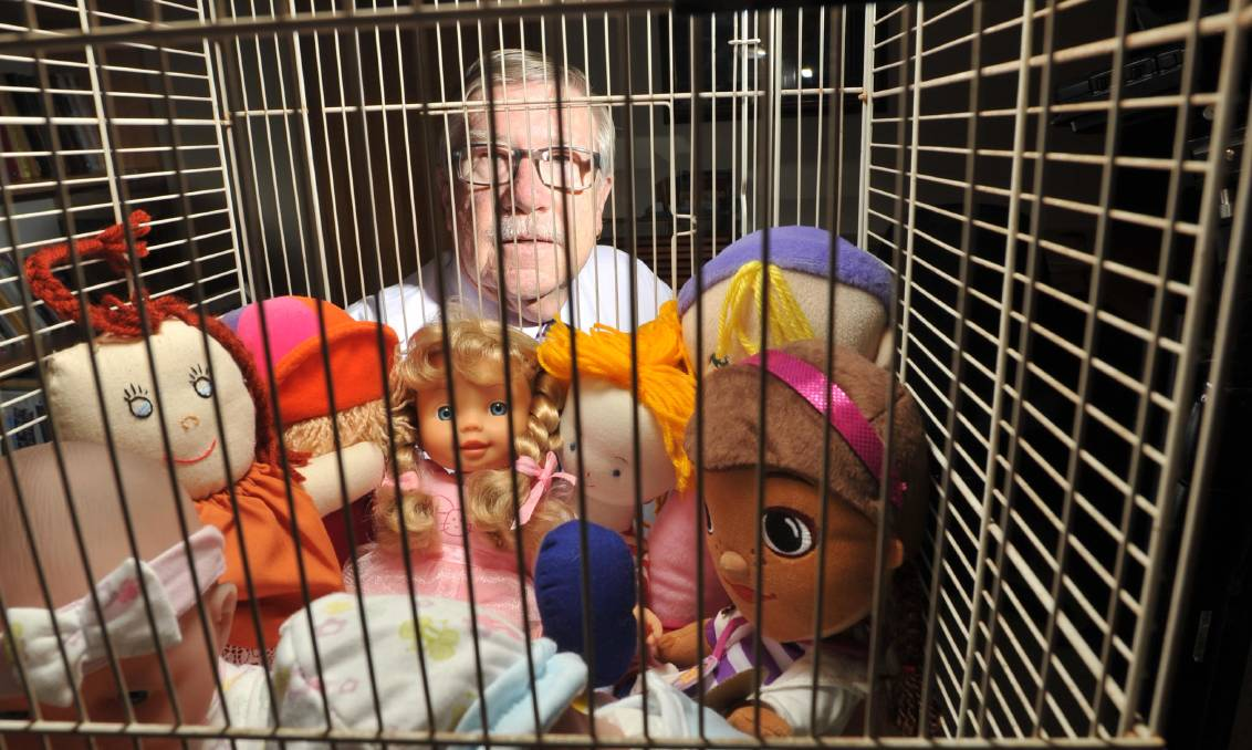 Diocesan director John Goonan believes a visit from The Cage will be an eye-opening experience for many.