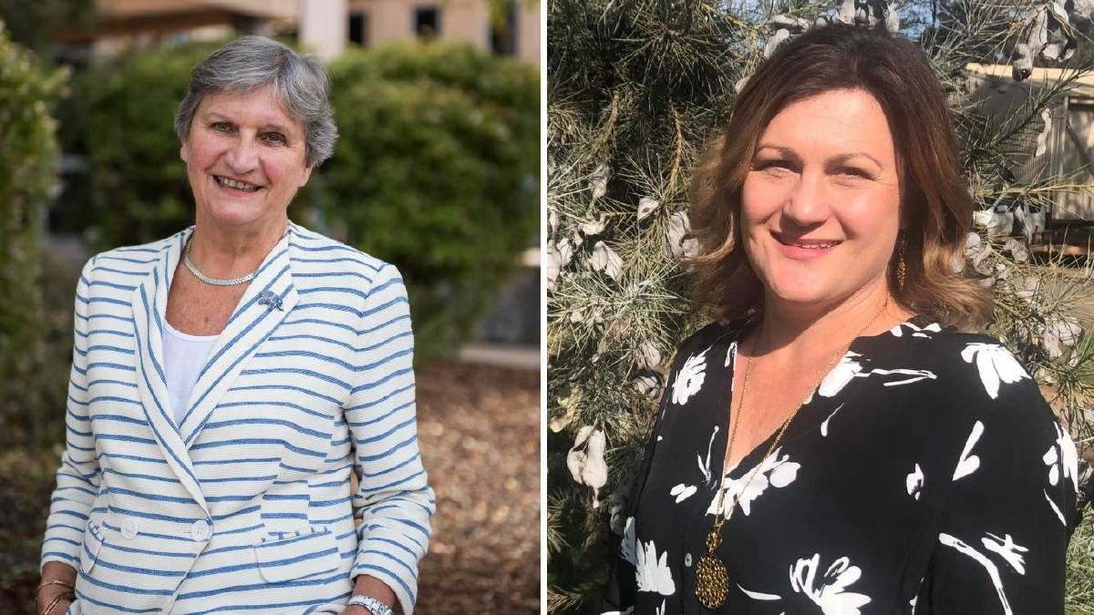 NEW TALENT: Diana Gibbs and Cindy Cassidy are the newest members of the AgriFutures board. Pictures: Contributed